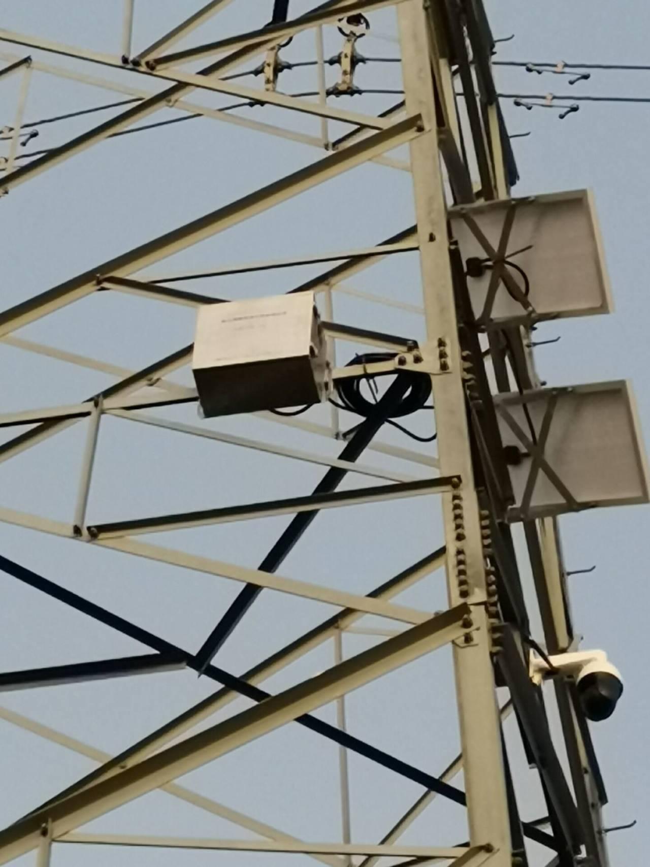 吕梁安装我司输电线路在线监测-视频在线监控装置