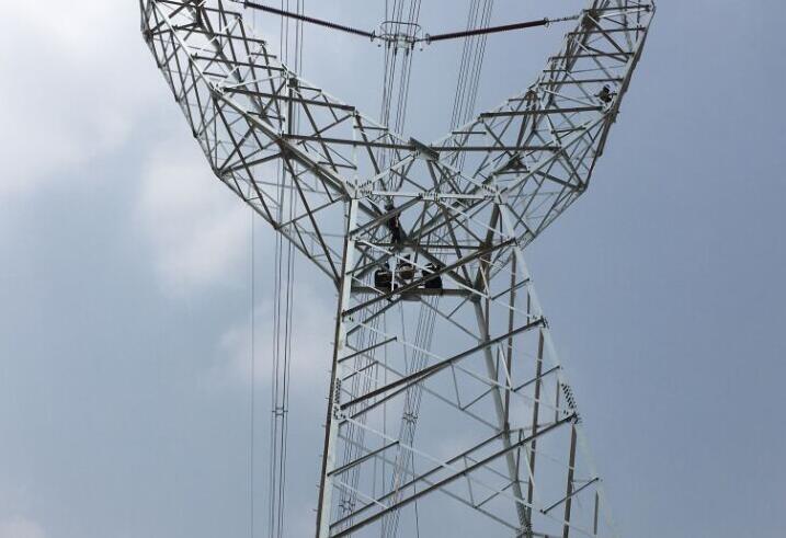 输电乐虎老虎手机官网平台导线温度在线监测系统为天津电网安全过冬助力